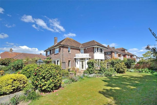 Thumbnail Detached house for sale in Ilex Way, Goring By Sea, Worthing