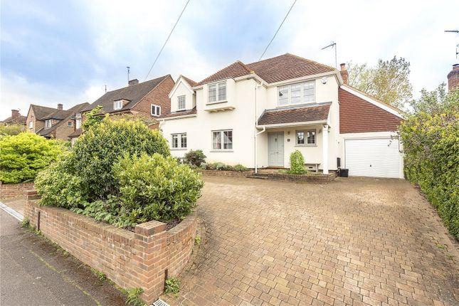Thumbnail Detached house for sale in Grasmere Avenue, Harpenden, Hertfordshire
