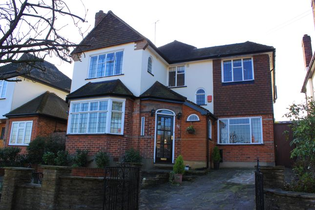Thumbnail Detached house for sale in Knighton Drive, Woodford Green, Essex