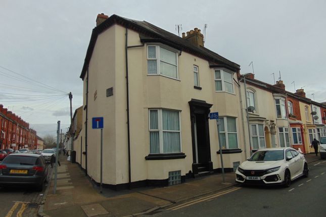 End terrace house for sale in Military Road, Northampton