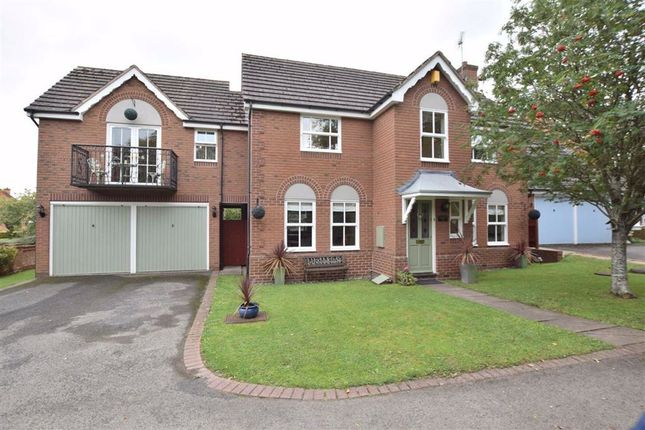 Thumbnail Detached house for sale in Newstead Road, Barnwood, Gloucester