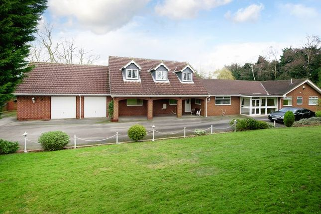 Thumbnail Detached house for sale in Garth Ends Road, Bishop Burton, Beverley