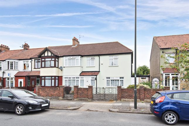 Thumbnail End terrace house for sale in Stanford Way, London