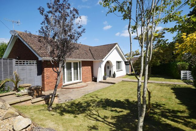 Thumbnail Detached bungalow for sale in Spencer Road, Ryde