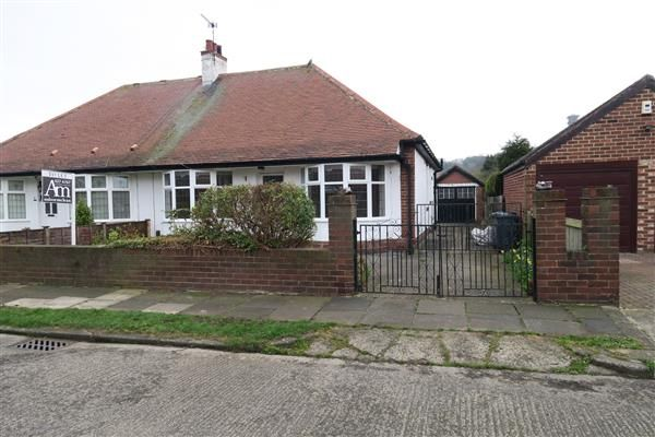Thumbnail Bungalow to rent in Clyvedon Rise, South Shields