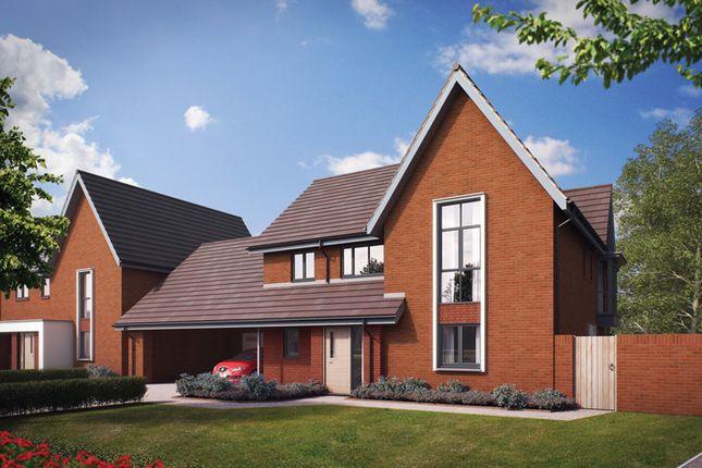 "Thumbnail Property for sale in ""The Verona"" at John Ruskin Road, Tadpole Garden Village, Swindon"