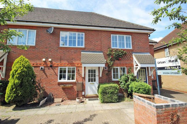 Thumbnail Terraced house for sale in Dorsey Drive, Elstow, Bedford