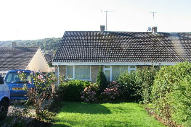 Thumbnail Semi-detached bungalow to rent in Knightcott Park, Banwell