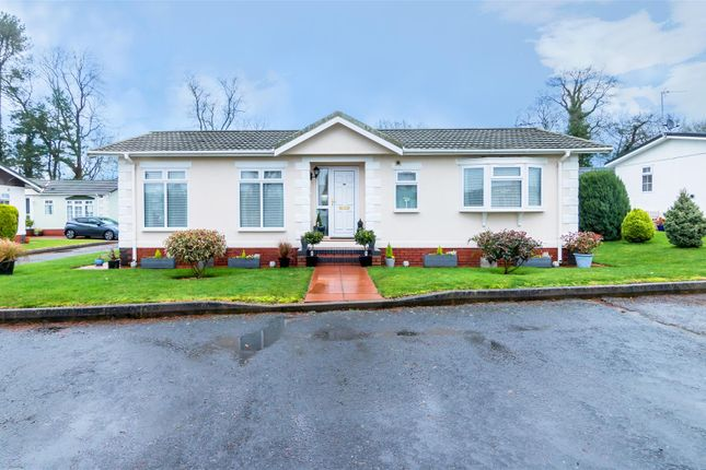 Thumbnail Mobile/park home for sale in Holyhead Road, Albrighton