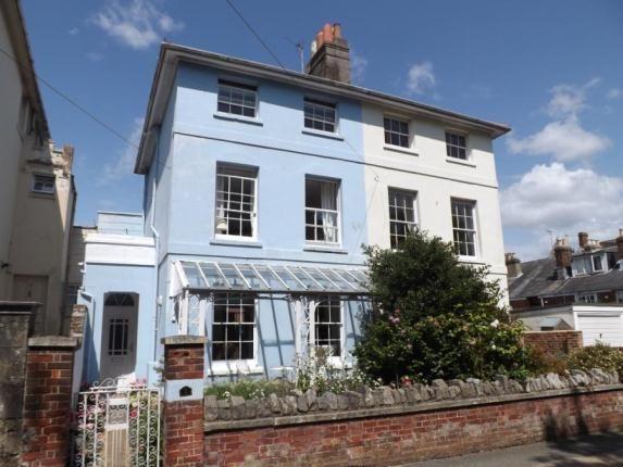 4 bedroom semi-detached house for sale in Terrace Road, Newport