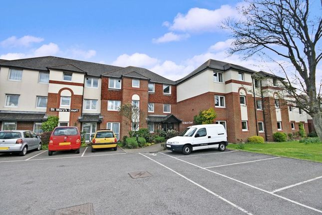 Thumbnail Flat for sale in St Mary's Court, Bournemouth
