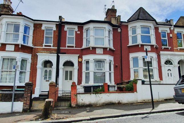 Thumbnail Flat to rent in Cavendish Road, Harringay