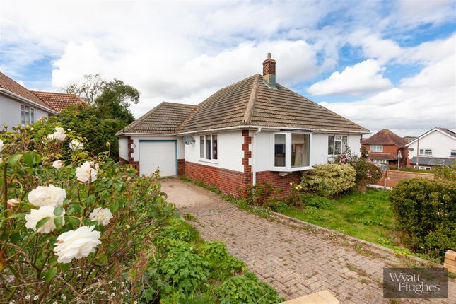 Thumbnail Detached bungalow for sale in Hanover Close, Bexhill-On-Sea