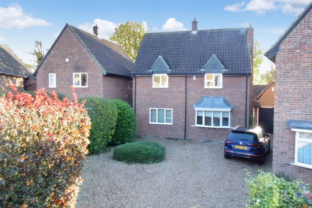 Thumbnail Detached house for sale in Brook Lane, Great Barford