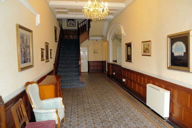 Communal Hallway of The Mews, Lincoln Road, Bolton BL1