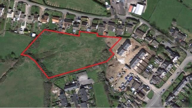Thumbnail Land for sale in Rhewl Fawr Road, Penyffordd, Holywell, Flintshire