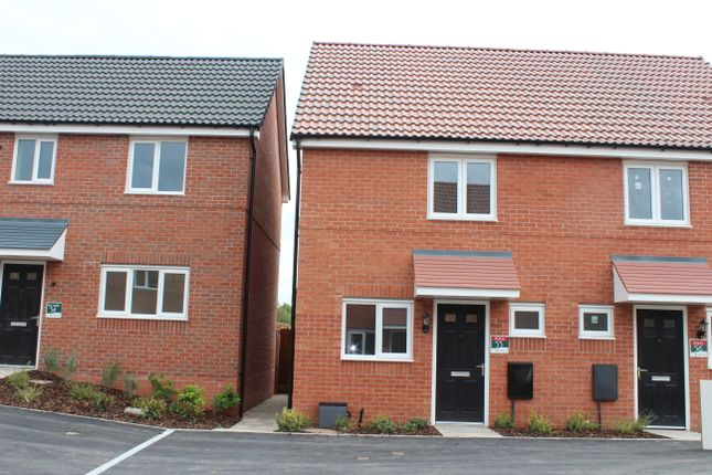 Thumbnail Semi-detached house to rent in Mandalay Road, Pleasley