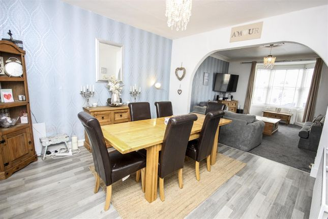 Thumbnail Terraced house for sale in Lennox Street, Weymouth