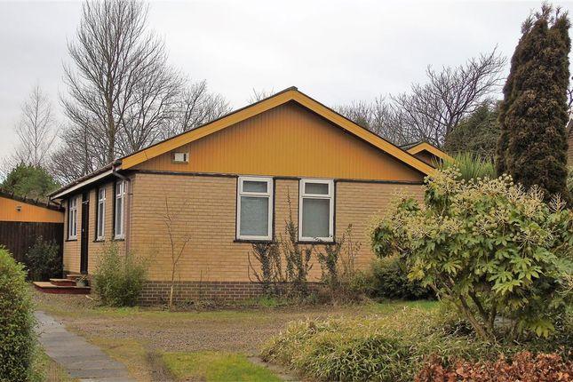 Thumbnail Detached bungalow for sale in Knot Lane, Walton-Le-Dale, Preston