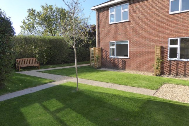 Communal Gardens of Pages Gardens, Reading Road, Pangbourne, Reading RG8
