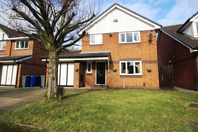 Thumbnail Detached house to rent in Mersey Meadows, West Didsbury, Didsbury, Manchester