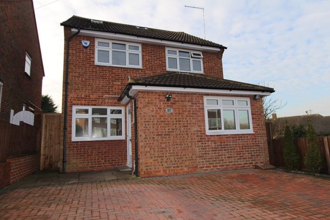 Thumbnail Detached house to rent in Stanborough Avenue, Borehamwood
