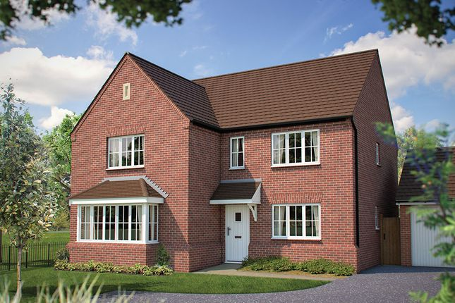 """Thumbnail Detached house for sale in """"The Arundel"""" at Main Street, Tingewick, Buckingham"""