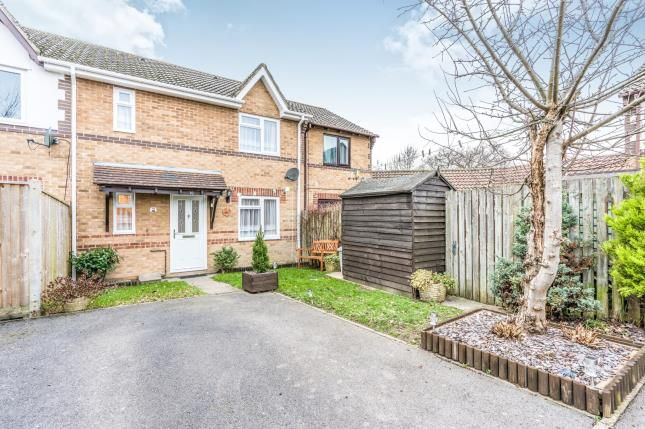 Thumbnail End terrace house for sale in Marchwood, Southampton, Hampshire