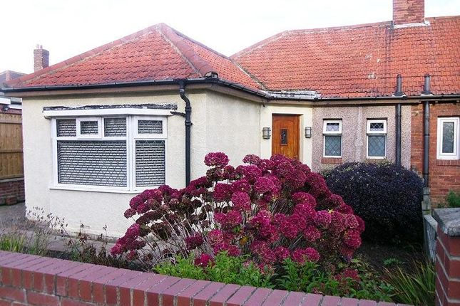 Thumbnail Bungalow to rent in Sackville Road, Newcastle Upon Tyne