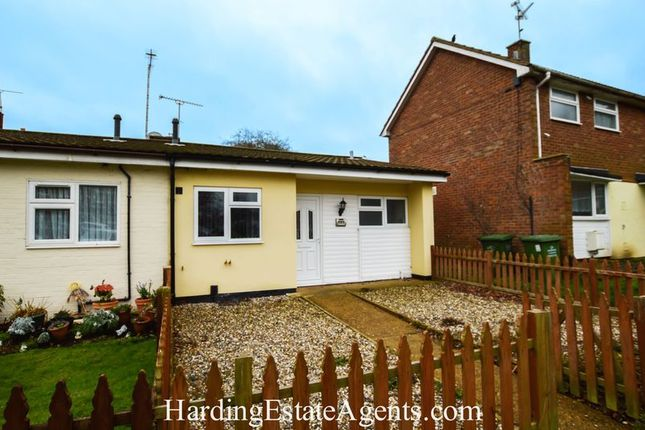 Thumbnail Bungalow for sale in The Hatherley, Basildon