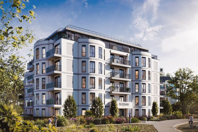 Thumbnail Flat for sale in Hahnemann Road, Bournemouth