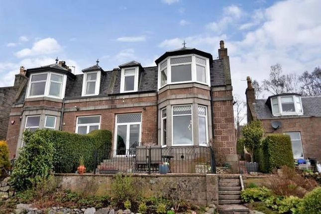 Thumbnail Semi-detached house to rent in Belvidere Road, Cults, Aberdeen