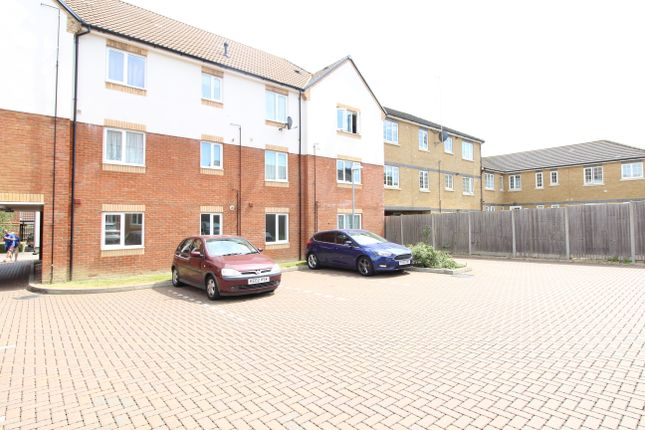 1 bed flat to rent in Sarum Road, Leagrave, Luton LU3