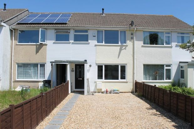 Thumbnail Terraced house to rent in Mendip Avenue, Worle, Weston-Super-Mare
