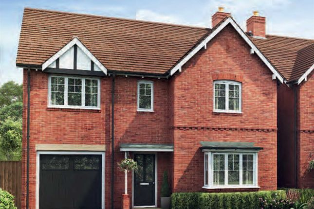 "Thumbnail Detached house for sale in ""The Harley"" at Raddlebarn Road, Selly Oak, Birmingham"