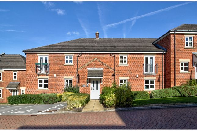 Thumbnail Flat for sale in St. Francis Close, Sheffield