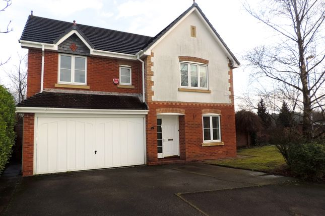 Thumbnail Detached house to rent in Fair-Green Road, Baldwins Gate, Newcastle-Under-Lyme