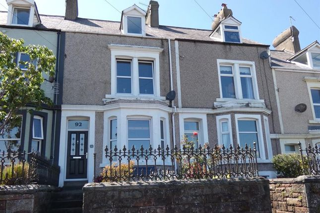 Thumbnail Terraced house for sale in High Road, Whitehaven, Cumbria