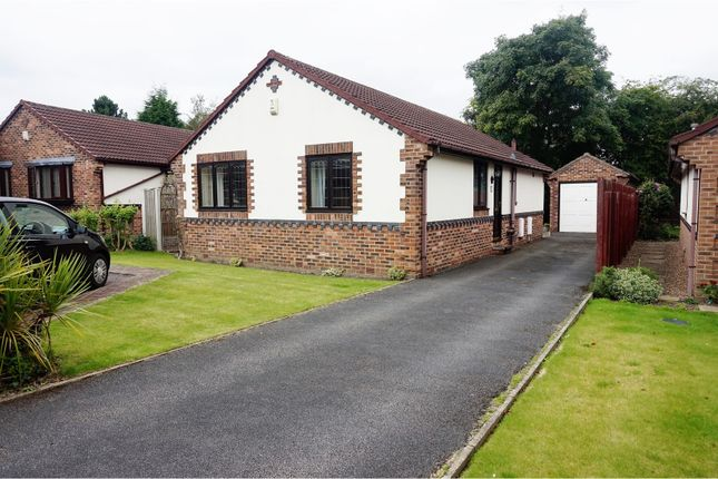 Thumbnail Detached bungalow for sale in Rhodes Gardens, Lofthouse, Wakefield