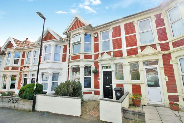 Thumbnail Terraced house for sale in Grove Park Avenue, Brislington, Bristol