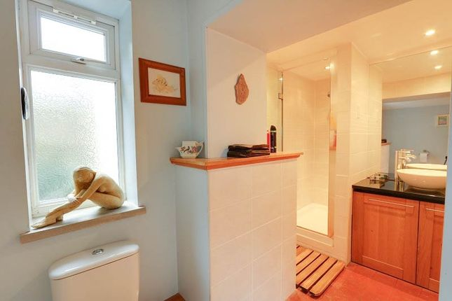 Shower Room of With 1 Bed Annex, Church Lane, Alvington, Lydney, Gloucestershire. GL15