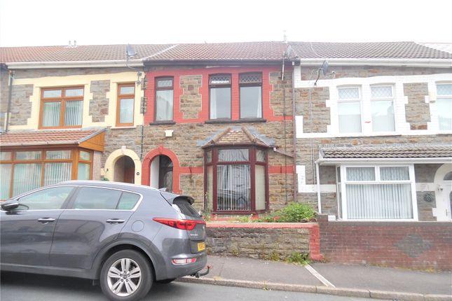 Thumbnail Terraced house for sale in Ely Street, Tonypandy, Rhondda Cynon Taff