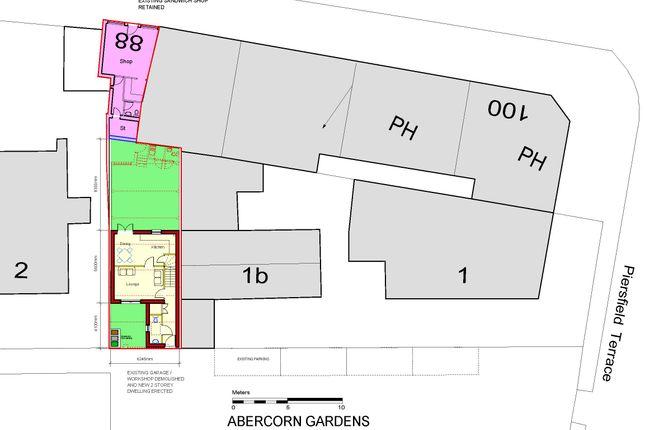 Thumbnail Land for sale in Abercorn Gardens, Edinburgh