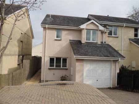 3 bed semi-detached house for sale in Acorn Drive, St. Austell