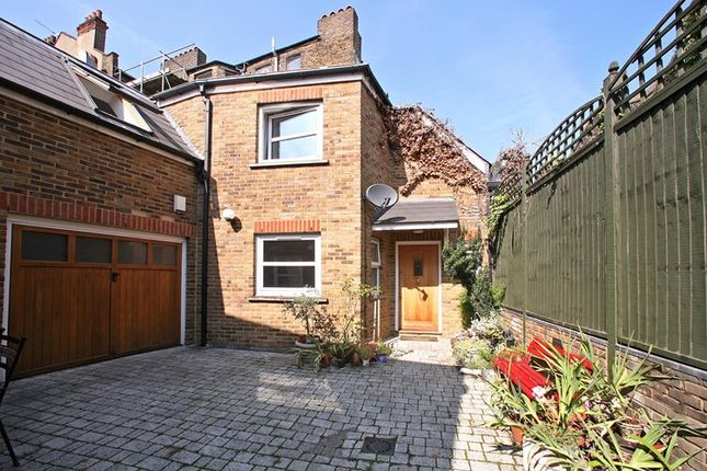 Thumbnail Terraced house for sale in Falkland Mews, Kentish Town
