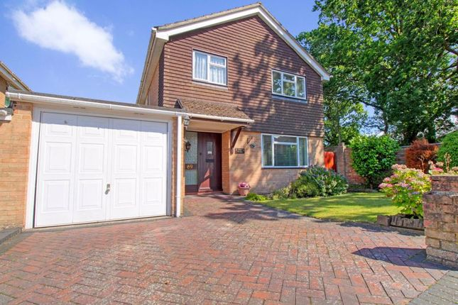 Thumbnail Detached house for sale in Monarch Way, West End, Southampton