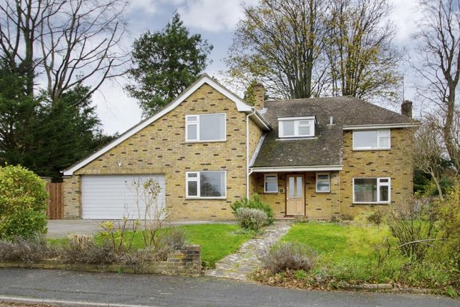 Thumbnail Detached house to rent in Abbey Hill Road, Winchester, Hampshire