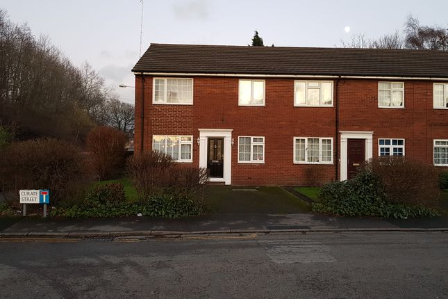 Thumbnail Flat to rent in Currate Street, Stockport, 4Af