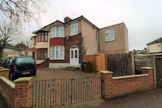 Thumbnail Property to rent in Clare Gardens, Barking