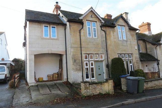 Thumbnail Terraced house to rent in Woodlands Edge, West Ashton Road, Yarnbrook, Trowbridge